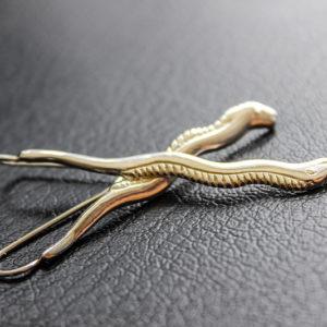 """Boucles d'oreilles """"Serpientes"""""""