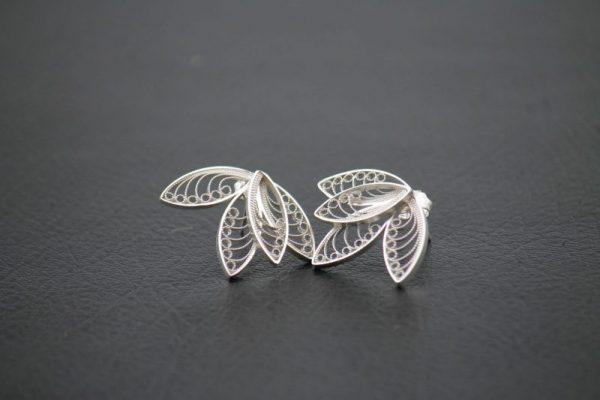 """Boucles d'oreilles """"Fleurs De Lotus"""""""