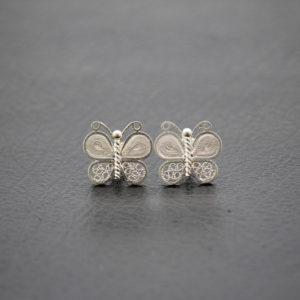 """Boucles d'oreilles """"Mariposas"""""""